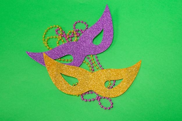 Carnival mask Premium Photo