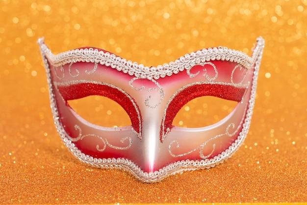 Carnival venetian mask Premium Photo