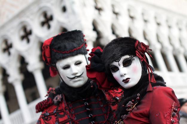 Carnival - venice italy Premium Photo