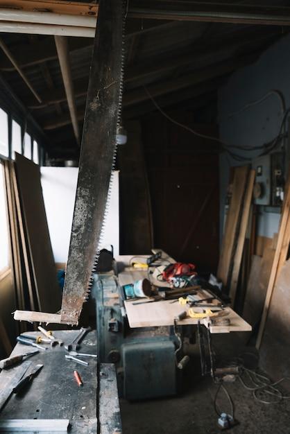 Carpentry concept Free Photo