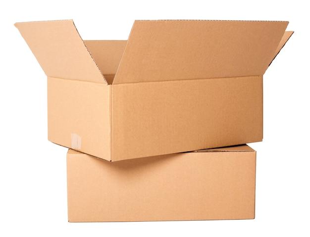 Carton boxes Free Photo