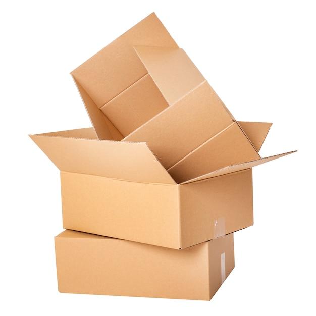 판지 상자 무료 사진