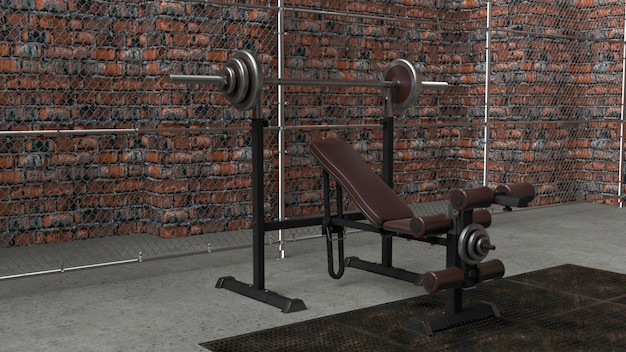 Cast iron dumbbell weights Free Photo
