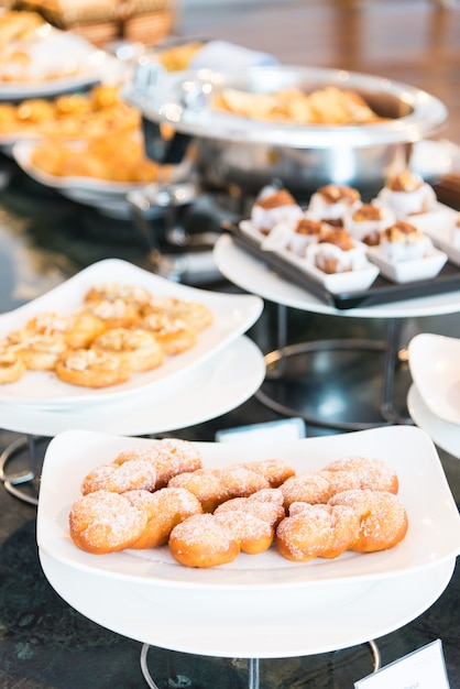 Catering buffet food Free Photo