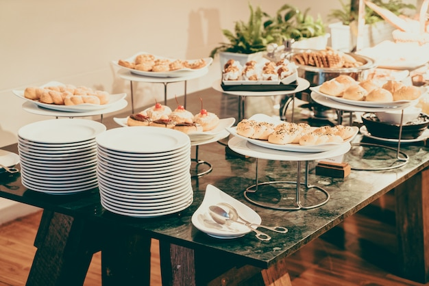 Catering buffet Free Photo