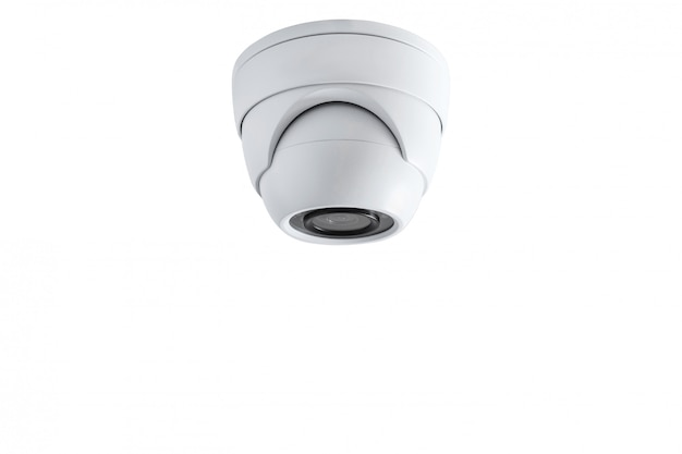 Cctvカメラのクローズアップセキュリティシステム Premium写真