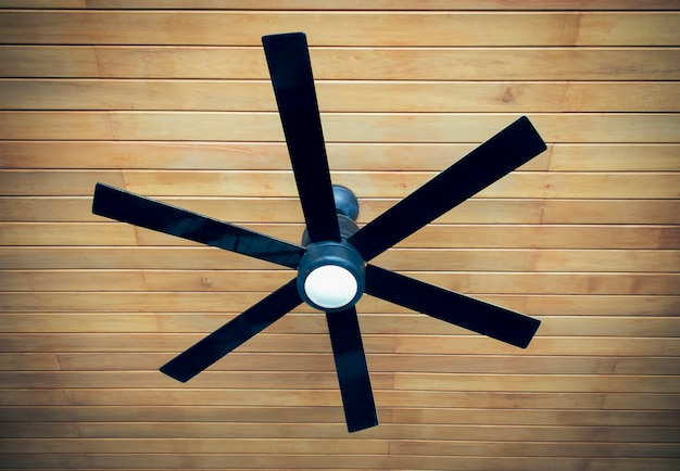 Ceiling fans Premium Photo