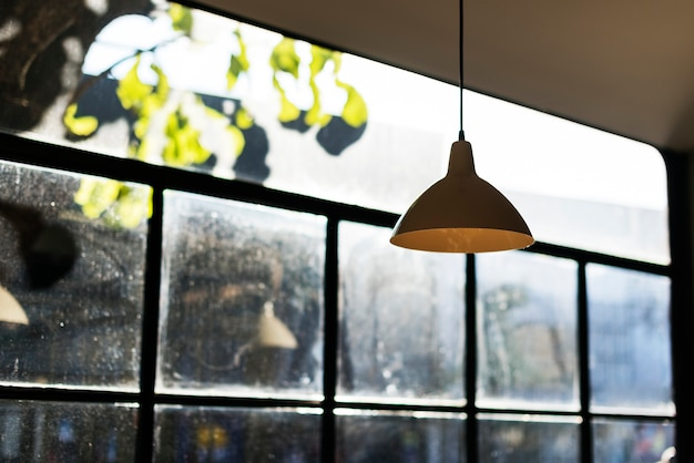 Ceiling lamp bulb decorative hanging interior Free Photo