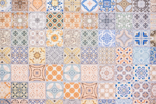 Ceramic tiles textures and surface photo premium download