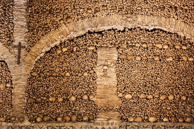 Chapel of bones Premium Photo