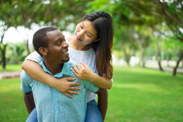 Dating a african woman carrying