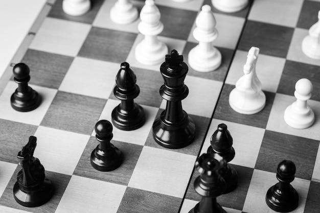 Chess game Premium Photo