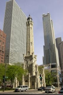 Chicago, landmark Free Photo