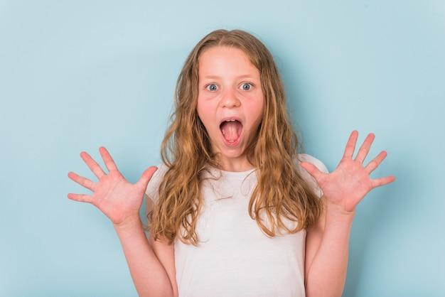 Children expressions Free Photo
