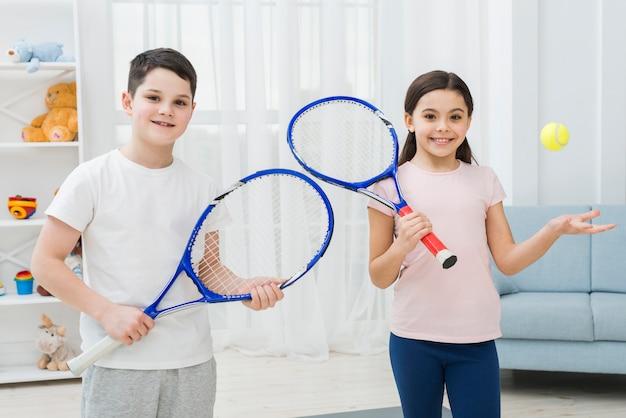 Children sport Free Photo
