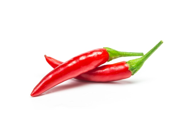 Chili pepper isolated Free Photo