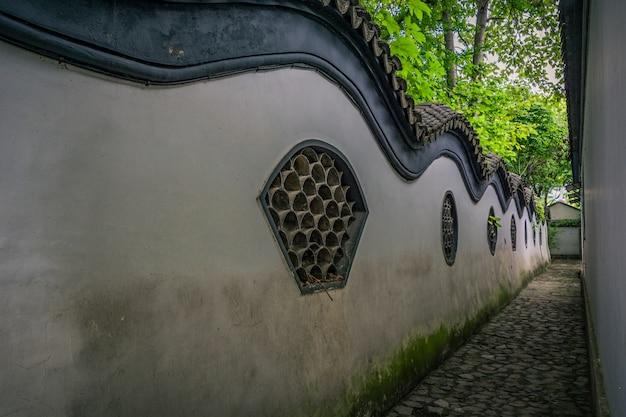 Vecchio giardino della porcellana Foto Gratuite