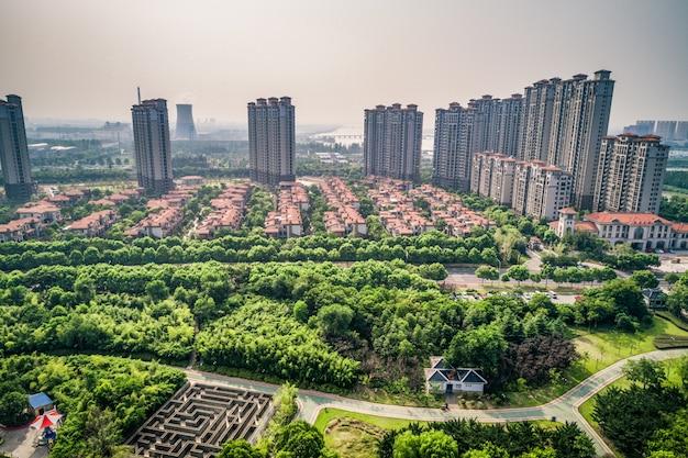 Chinese city Free Photo
