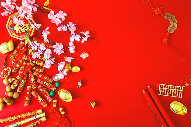 Chinese new year 2019 background photo premium download - Lucky color for new year 2019 ...