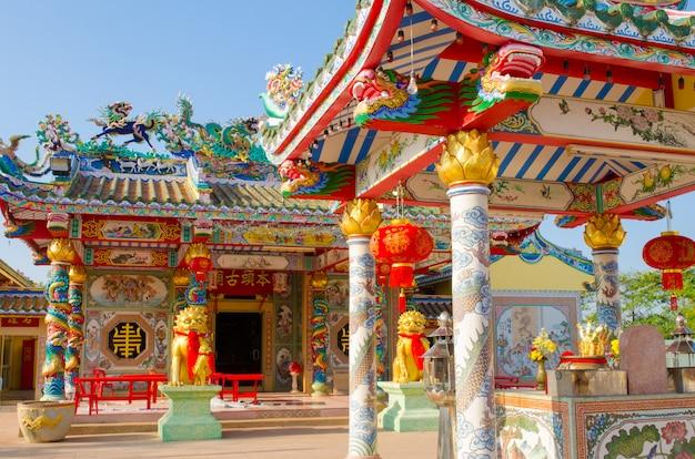 Chinese shrine Premium Photo
