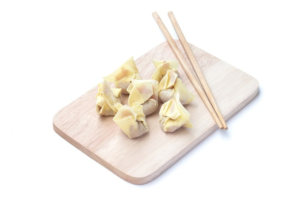 中国語の蒸し餃子 Premium写真