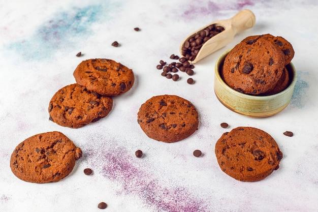 Шоколадное печенье без глютена. Бесплатные Фотографии