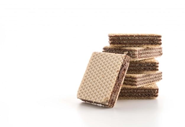Wafer al cioccolato Foto Gratuite