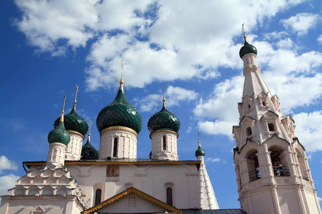 Christian orthodox church Premium Photo