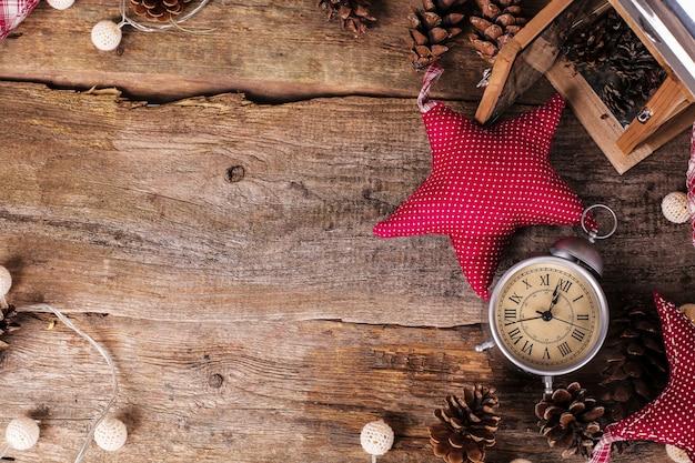Christmas background Free Photo
