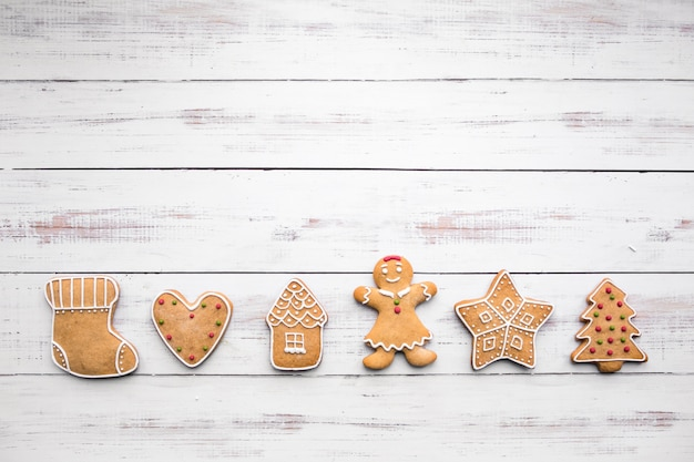 Christmas cookies Free Photo