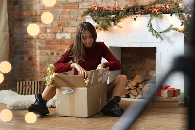 クリスマス・イブ 無料写真