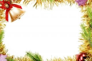 Christmas frame border year Photo | Free Download