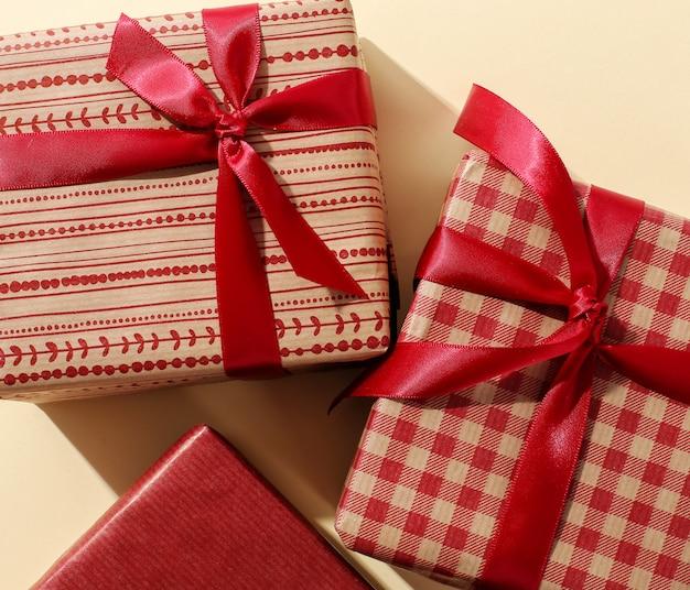 クリスマスプレゼント 無料写真