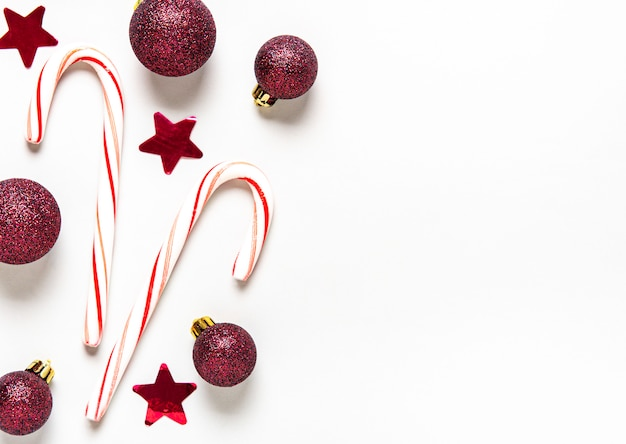 クリスマス休暇の背景 Premium写真