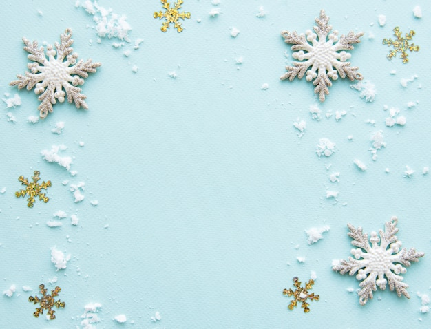 Christmas holiday composition Premium Photo