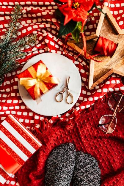 Christmas holiday decoration ideas Free Photo