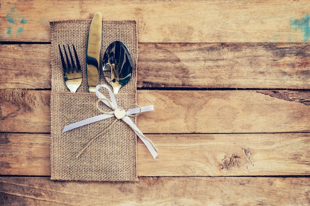 Christmas table place setting and silverware on wood with space and ... Christmas Table Place Setting And Silverware On Wood With Space And & Awesome Table Setting Background Pictures - Best Image Engine ...