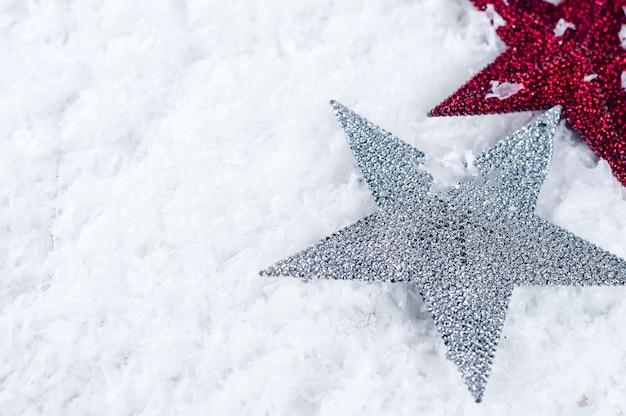 スターの形のクリスマスのおもちゃ Premium写真