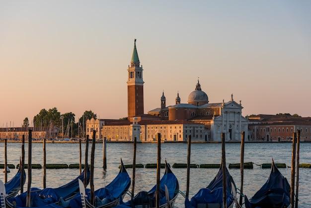 Chiesa di san giorgio maggiore a venezia, italia Foto Gratuite