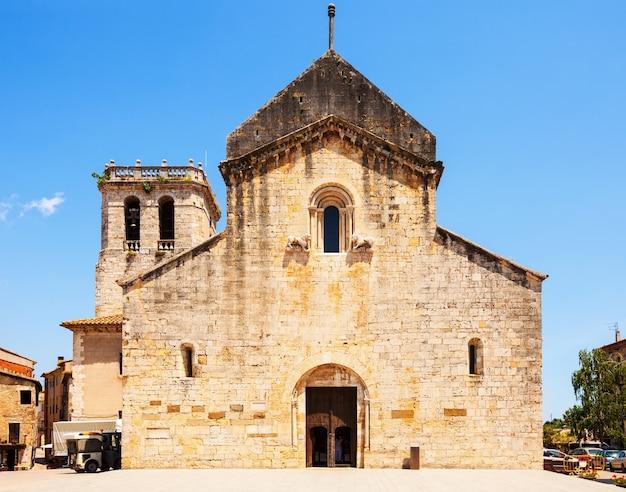 Church of sant pere in besalu Free Photo
