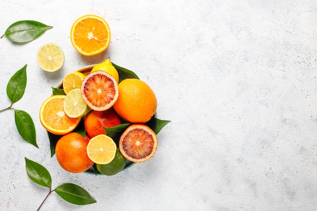 Citrus for vitamin c