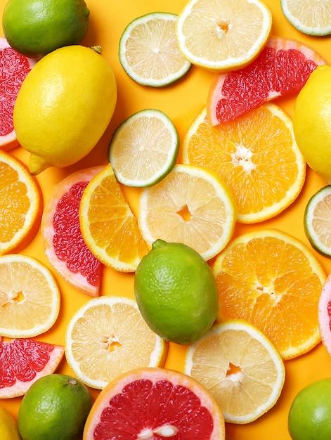 Citrus fruits Free Photo