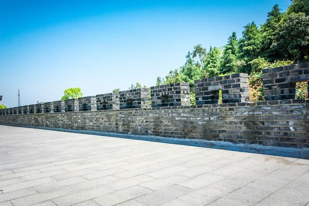 Mura cittadine Foto Gratuite