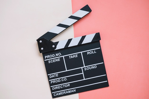 Clapperboard Free Photo