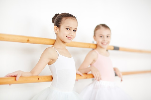 Class of ballet Free Photo
