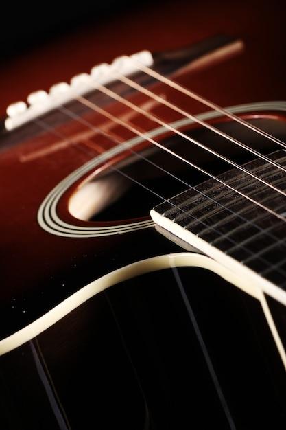 Классическая акустическая гитара Бесплатные Фотографии