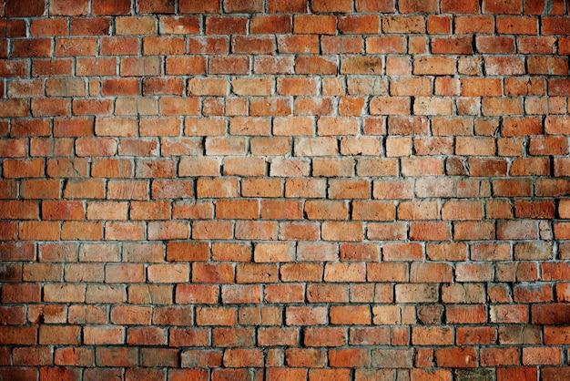 Classic beautiful textured brick wall Free Photo