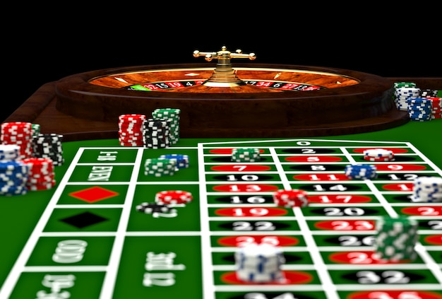 Roulette: A Brief Overview of History, Rules and How to Play