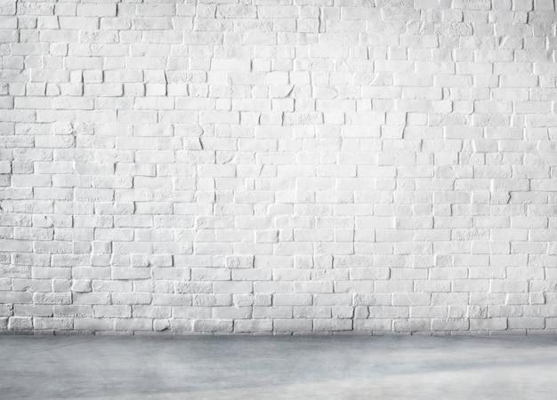깨끗 한 시멘트 건축 된 구조 흰색 배경 복사 공간 무료 사진