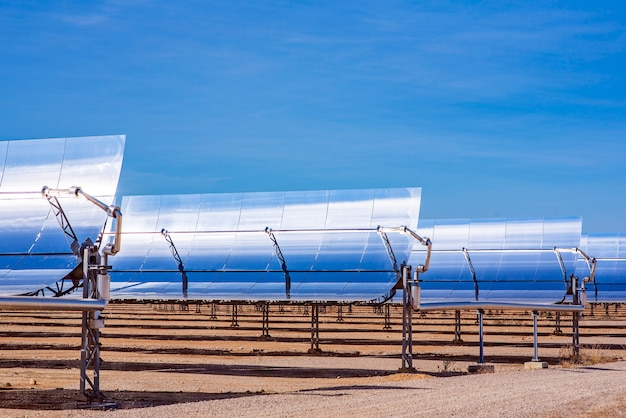 Clean energy for a better world Premium Photo